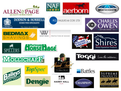 Equestrian and Animal Feed Brands