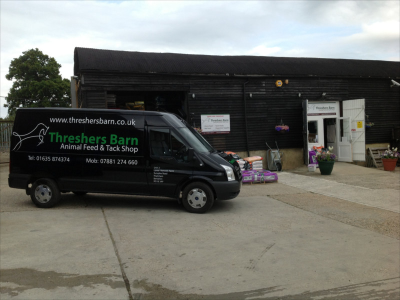 Equestrian Supplies & Animal Feed in West Berkshire